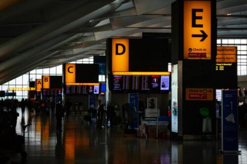 Airports, Train Stations & Bus Terminals