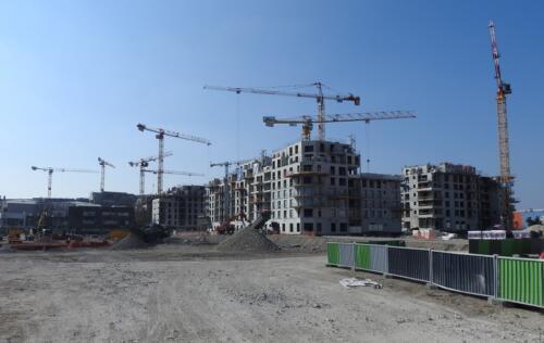 Construction Companies & Building Site Graphics
